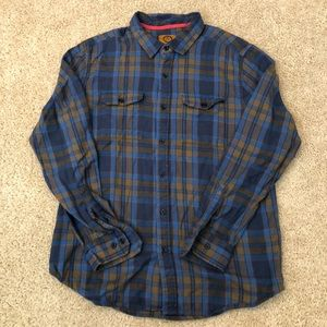 Urban Outfitters Button Down Flannel MEDIUM